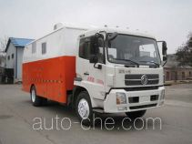 CNPC ZYT5142TCJ logging truck
