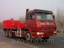 CNPC ZYT5150TJC35 well flushing truck