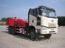 CNPC ZYT5160TJC35 well flushing truck