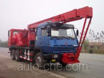 CNPC ZYT5190TCY mast type oil production truck
