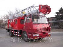 CNPC ZYT5190TXJ well-workover rig truck