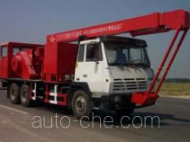 CNPC ZYT5210TCY mast type oil production truck