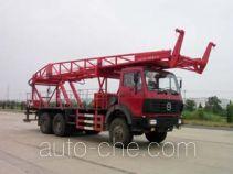 CNPC ZYT5210TLF18 vertical mounting derrick truck