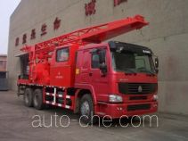 CNPC ZYT5211TCY well servicing rig (workover unit) truck
