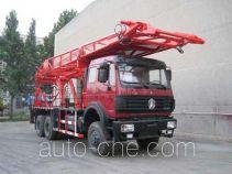 CNPC ZYT5211TLF18 vertical mounting derrick truck