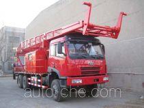 CNPC ZYT5212TLF18 vertical mounting derrick truck