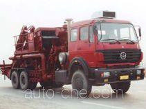 CNPC ZYT5220THS sand blender truck