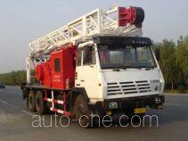 CNPC ZYT5220TXJ well-workover rig truck