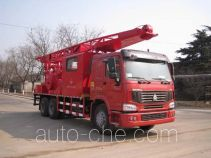 CNPC ZYT5221TCY well servicing rig (workover unit) truck