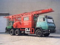 CNPC ZYT5230TCY well servicing rig (workover unit) truck