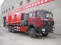 CNPC ZYT5230TGY oilfield fluids tank truck