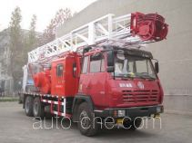 CNPC ZYT5231TXJ well-workover rig truck