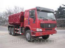 CNPC ZYT5250TYA fracturing sand dump truck