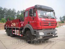 中油牌ZYT5250ZBG5型背罐车