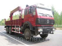 CNPC ZYT5251JSQ truck mounted loader crane