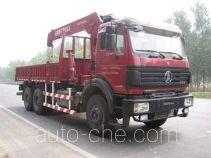 CNPC ZYT5252JSQ truck mounted loader crane