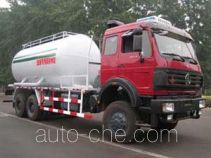 CNPC ZYT5255GXHW pneumatic discharging bulk cement truck
