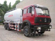 CNPC ZYT5257GXHW pneumatic discharging bulk cement truck