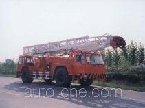 CNPC ZYT5261TXJ50 well-workover rig truck