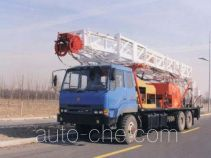CNPC ZYT5283TXJ40 well-workover rig truck
