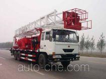 CNPC ZYT5285TXJ40 well-workover rig truck