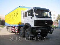 CNPC ZYT5290TDZ nitrogen gas booster truck
