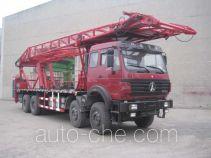 CNPC ZYT5310TLF18 vertical mounting derrick truck