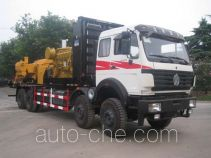 CNPC ZYT5311TYL fracturing truck