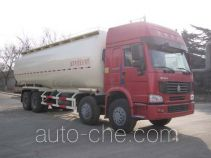 CNPC ZYT5312GXHW pneumatic discharging bulk cement truck