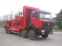 CNPC ZYT5350TYL fracturing truck