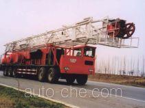 CNPC ZYT5500TZJ drilling rig vehicle