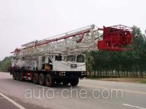 CNPC ZYT5550TZJ120 drilling rig vehicle