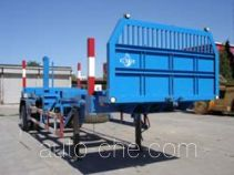 CNPC ZYT9150TYA timber/pipe transport trailer