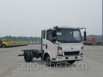 豪沃牌ZZ1047C2813E145型载货汽车底盘