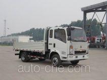 豪沃牌ZZ1047C3313E145型载货汽车