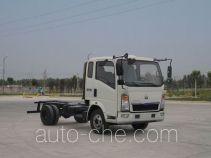 Sinotruk Howo ZZ1047C3314E145 truck chassis