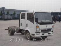 豪泺牌ZZ1047D3413D545型载货汽车底盘