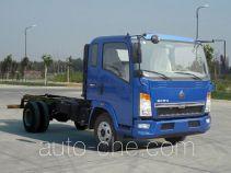 豪沃牌ZZ1047D3414D143型载货汽车底盘
