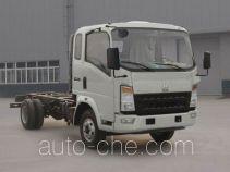 豪沃牌ZZ1047F341CE145型载货汽车底盘