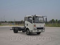 Sinotruk Howo ZZ1047G3314E145 truck chassis