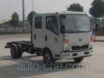 豪沃牌ZZ1077D3413D574型载货汽车底盘