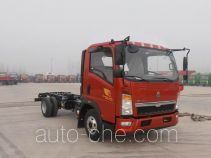 Sinotruk Howo ZZ1087F3315E183 truck chassis
