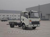 Sinotruk Howo ZZ1087F331CE183 truck chassis