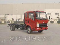 豪沃牌ZZ1107G421CE199型载货汽车底盘