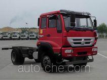 斯达-斯太尔牌ZZ1121G381GD1型载货汽车底盘