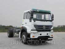斯达-斯太尔牌ZZ1121G501GE1L型载货汽车底盘