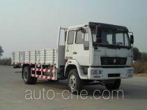 黄河牌ZZ1124G4215D1型载货汽车