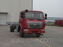 豪瀚牌ZZ1125G5113D1型载货汽车底盘