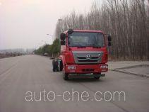 豪瀚牌ZZ1125G5113E1型载货汽车底盘