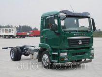 汕德卡牌ZZ1126H451GD1型载货汽车底盘
